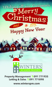 merry christmas and a happy new year winters property management